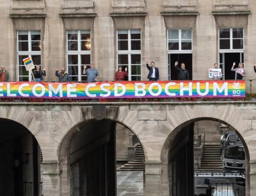 Queere Sichtbarkeit auch ohne CSD